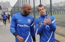 Anelka named player-coach at Shanghai Shenhua