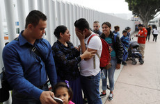 Hundreds of children at US-Mexican border separated from parents after deadline to reunite them passes
