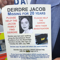 'Get it off your mind': 20 years on, family of Deirdre Jacob plead for 'vital' information