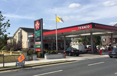 South Dublin Council won't be flying the Vatican flag, but this Texaco is