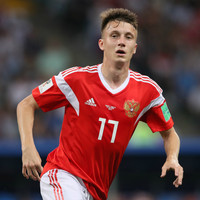 Monaco complete five-year deal for Russia's 22-year-old World Cup star