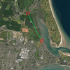 A new €2.5 million coastal cycling route in north Dublin has been given the green light