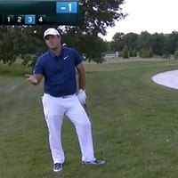 Patrick Reed refused to shoot until a camera crew left his surroundings after someone jingled change