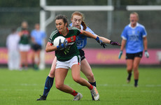 Noelle Healy leads the way as Dublin preserve perfect record against battling Mayo