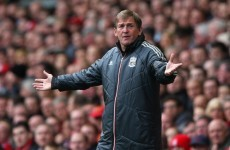 Dalglish: Liverpool signings were my choice, not Comolli's