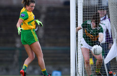 Kerry net three, but Donegal keep nose in front to advance to quarter-finals