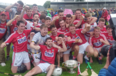 Dan Mangan double helps Cork to All-Ireland IHC title win over Kilkenny
