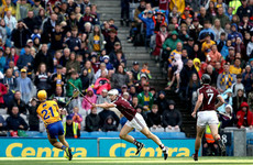 Watch Jason McCarthy slot the 62nd score of an epic semi-final to force a replay