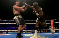 Parker loses out in heavyweight scrap with Whyte