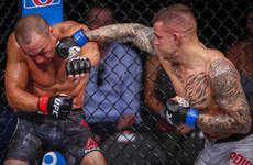 Big UFC wins for Poirier, Aldo and Jedrzejczyk in Calgary