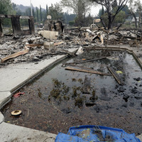 Two children aged four and five among the latest victims to die in California wildfires