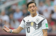 'A bit cowardly' - Frankfurt sporting director slams Ozil for Germany retirement