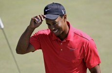 Have a break: Tiger Woods to sit out rest of April