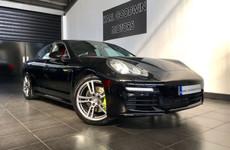 The Porsche Panamera S E-Hybrid combines sensational sports car and sensible saloon