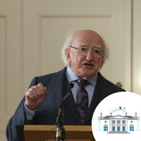 Michael D Higgins wants gambling ads banned from sport