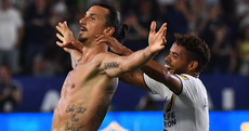 Zlatan scores his first MLS hat-trick as Galaxy nick 4-3 thriller