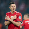 Bayern boss says Man United target Robert Lewandowski is going nowhere