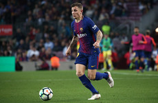 French defender bids farewell to Barcelona ahead of €25m Everton move