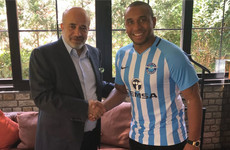 Ex-Man United midfielder Anderson joins Turkish second tier club