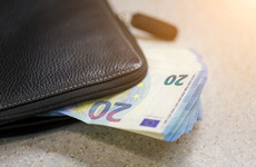 Woman sees €20 sticking out of man's wallet in garda station - takes it - gets immediately arrested