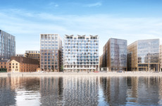 The last waterfront site in Dublin's docklands has been put on the market for €120m