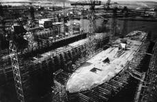 Extract: 'Titanic underwent her trials, which were entirely satisfactory'
