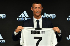 Chiellini on Ronaldo move: 'I said to my friends, 'Nah, it's impossible''