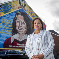 Mary Lou McDonald says 'a chaotic Brexit' is not the time to seek a united Ireland