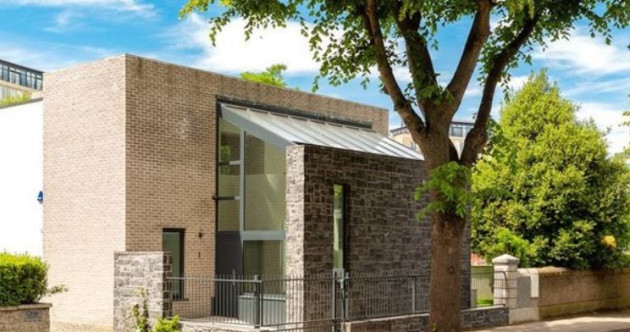 Check out Anglesea Road's most eye-catching new addition for €1.1m
