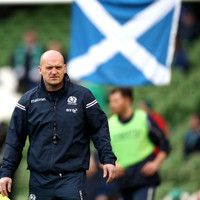 Townsend and backroom team extend deals to coach Scotland until 2021