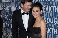 Mila Kunis has divulged some juicy details on how she and Ashton fell in love
