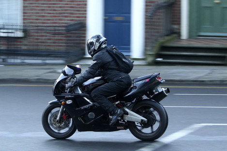 A third of fatal accidents involving motorcyclists have alcohol as a factor.