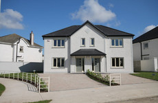 New four-bedroom homes starting at €260k in commuter-friendly Kildare
