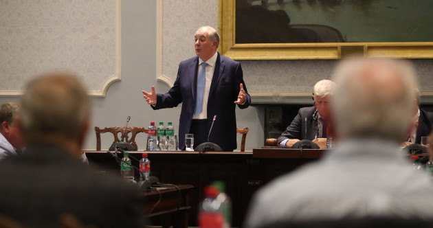 The race for the Áras kicks off with a three-hour meeting in Waterford