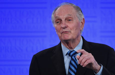 MASH star Alan Alda has Parkinson's disease