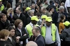 Toy grenade sparks evacuation of building near Ground Zero