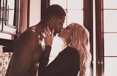 Khloe Kardashian's fella Tristan got the head eaten off him for commenting on one of her Instas