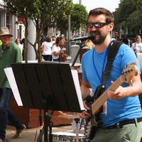 The life of a Grafton Street busker: 'People think you show up and play - but I've been here since 8am'