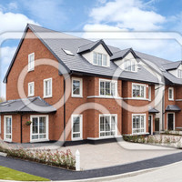 Peek inside these spacious new five-beds just 30 minutes from Dublin city