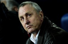 Double Dutch: Liverpool put Cruyff and van Gaal on wishlist