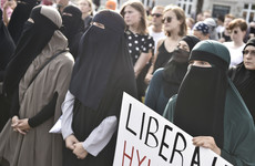 Women defiant as Denmark's full-face veil ban comes into effect