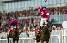 From supporting Limerick in Croke Park to winning the Galway Plate on board 33/1 shot Clarcam