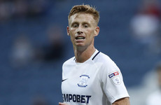 Irish striker Eoin Doyle completes permanent move away from Preston