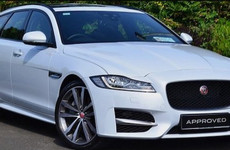 Motor Envy: The Jaguar XF Sportbrake is beautiful yet practical and powerful
