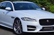 Motor Envy: The Jaguar XF Sportbrake is beautiful yet practical and powerful