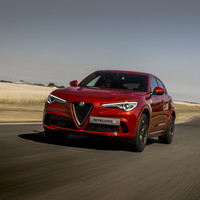 Want a Ferrari-powered SUV? The Alfa Romeo Stelvio Quadrifoglio goes on sale in Ireland