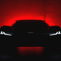 Audi is all set to unveil its electric supercar concept - the 'PB18 e-tron'