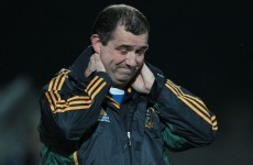 Bye bye Banty, bring back Boylan: Meath move to get rid of McEnaney