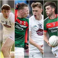 6 players to watch in Sunday's All-Ireland U20 football final between Mayo and Kildare