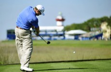 The golf goes on: Campbell, Taylor, Knost share RBC Heritage lead